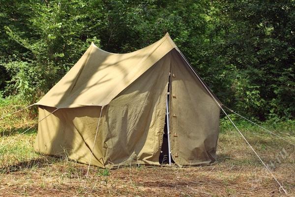 палатка двухм.