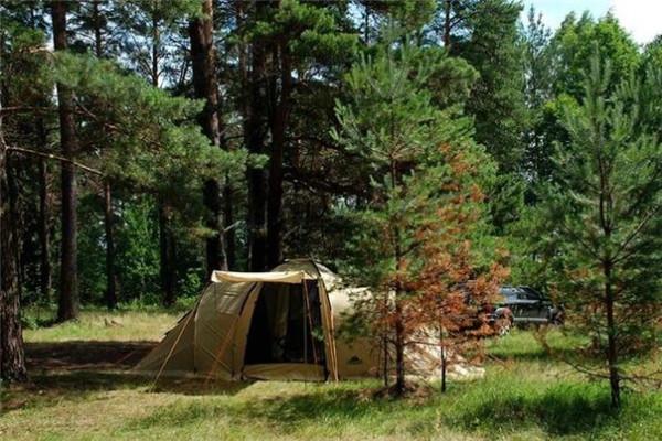 палатка-склад