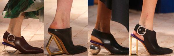 Фото каблуки модные