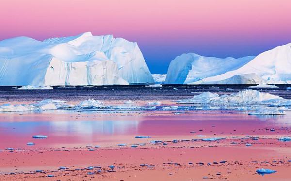айсберг чудо