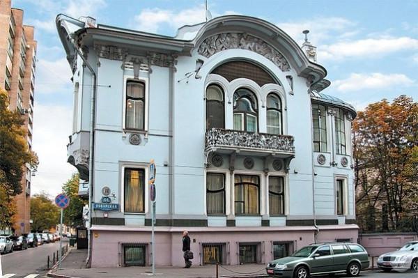 15а дом миндовского на поварской