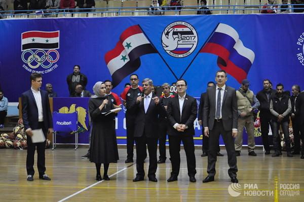 01 флаг сирии