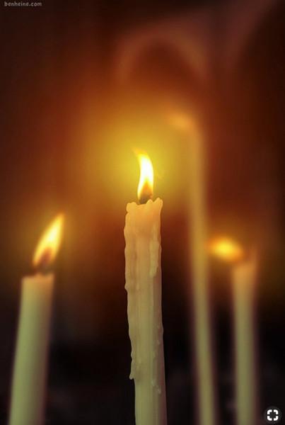 02 поминальная свеча