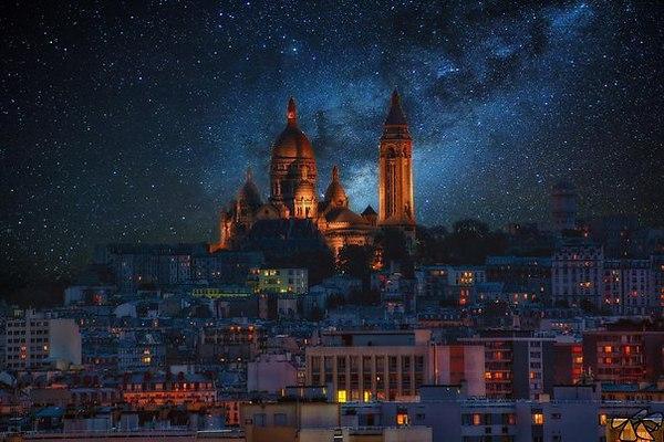 Старый город дышит волшебством