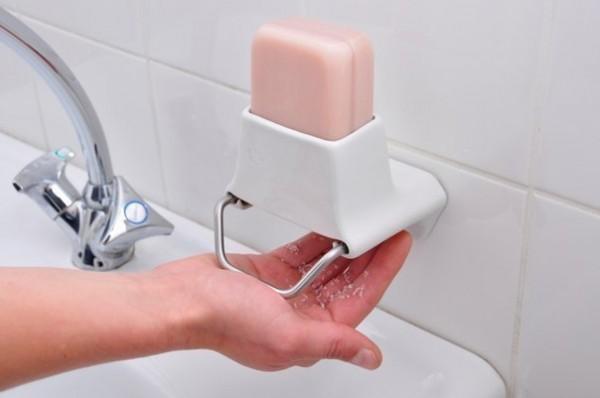 дозатор для сухого мыла