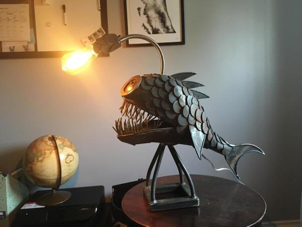 лампа-рыьа