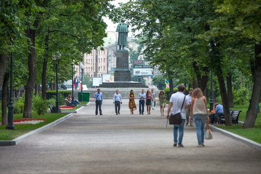 Московские бульвары
