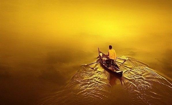 золото воды