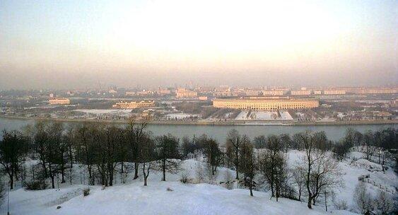 грибоедовский панорама москвы
