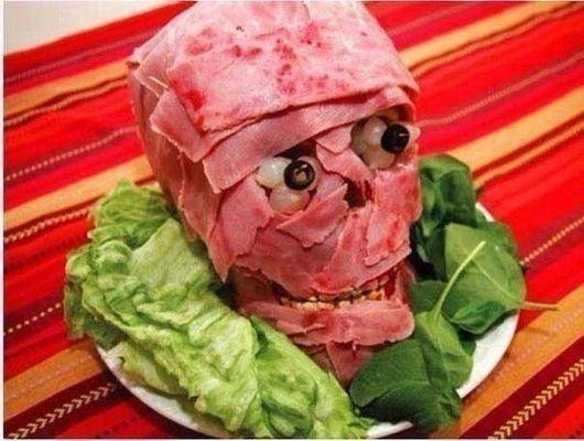 блюдо-ужастик