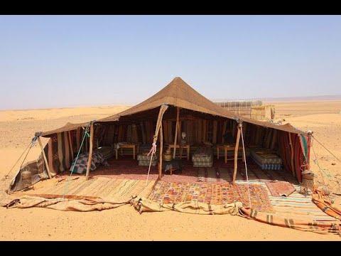 аравийский шатер
