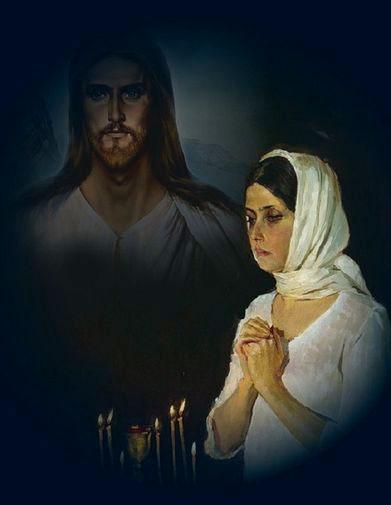 Молитвы шепчут в тишине2
