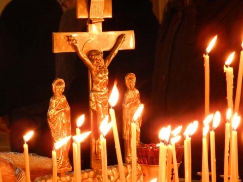 свечи на каноне