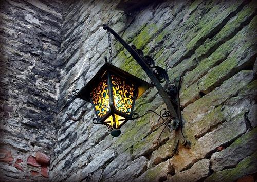 фонарь таллин