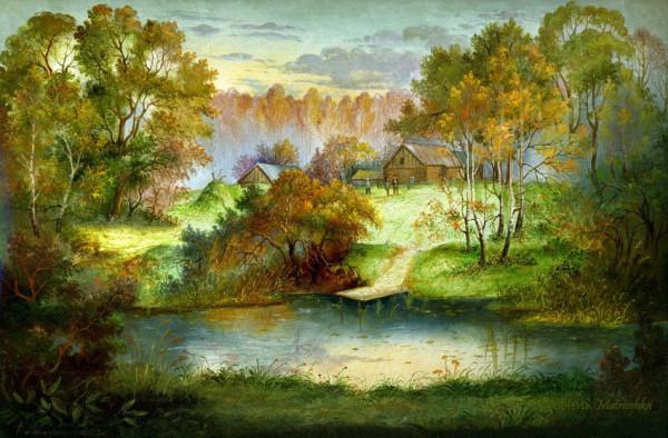 пейзаж федос14