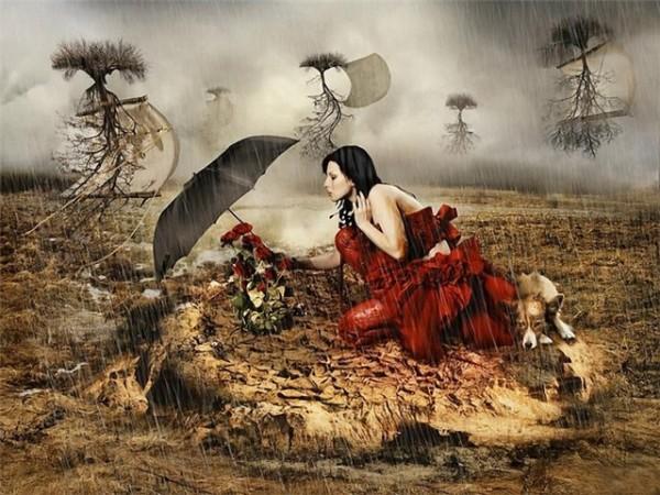 могила любви