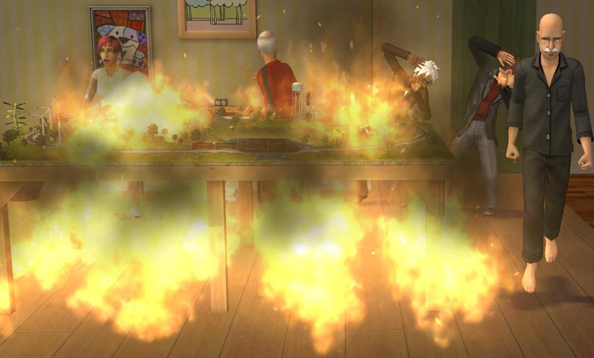 5962 Fire