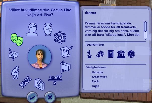9769 Cecilia drama