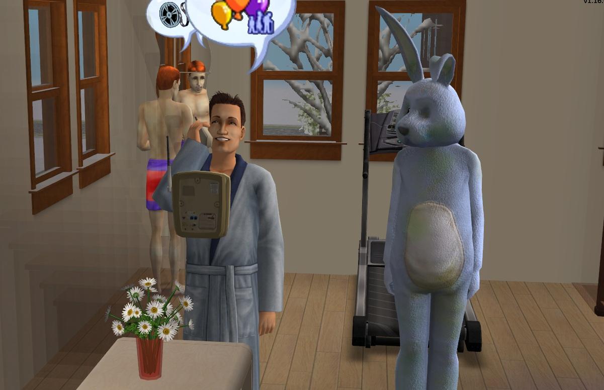 9789 Social Bunny