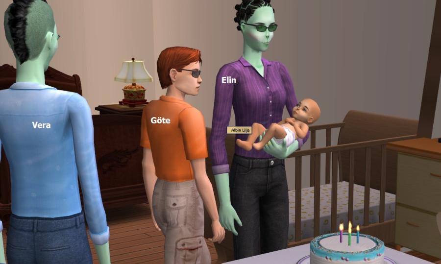 6575 Baby birthday