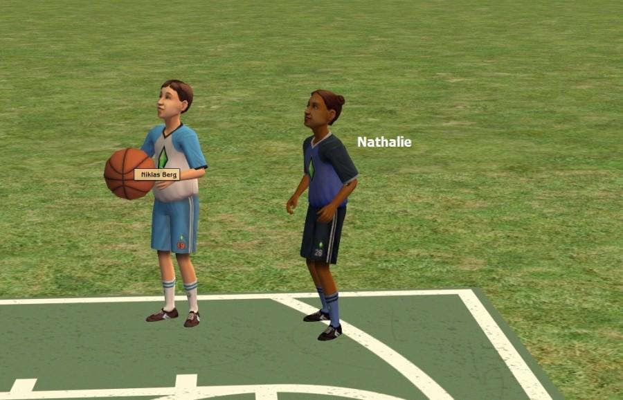 6734 Basketball