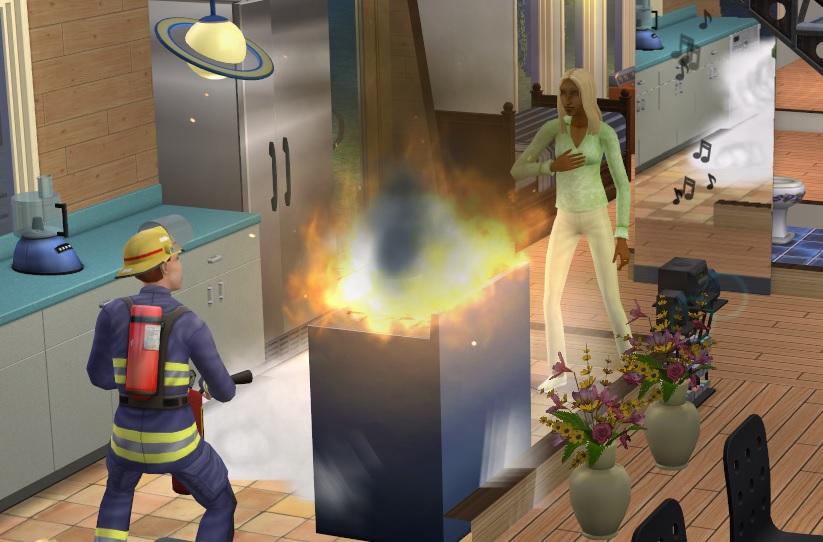 6882 Fire squad