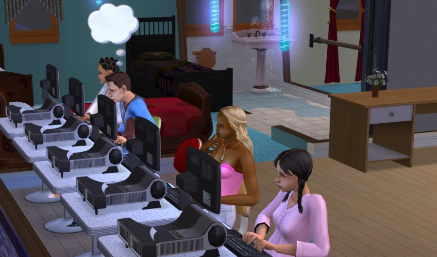 9943 Computer lab