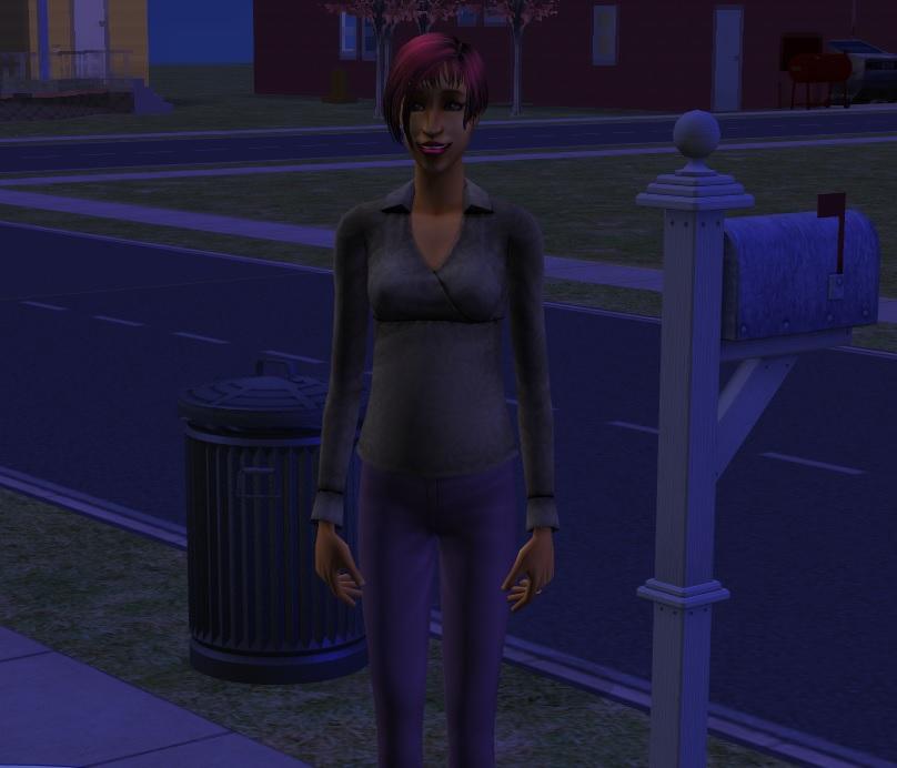 6968 My pregnant