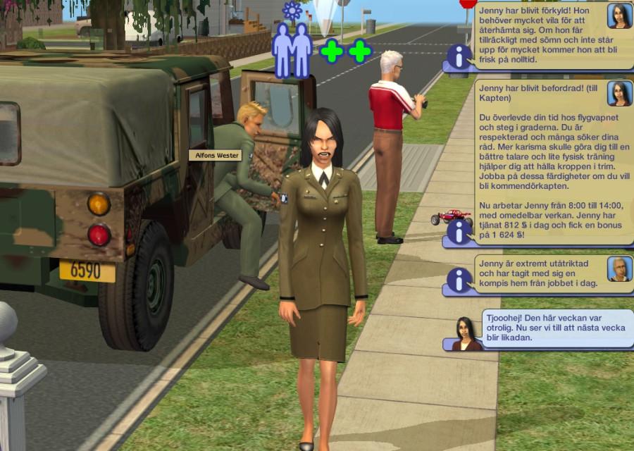 7089 Senior Officer