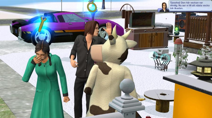 9991 Cow