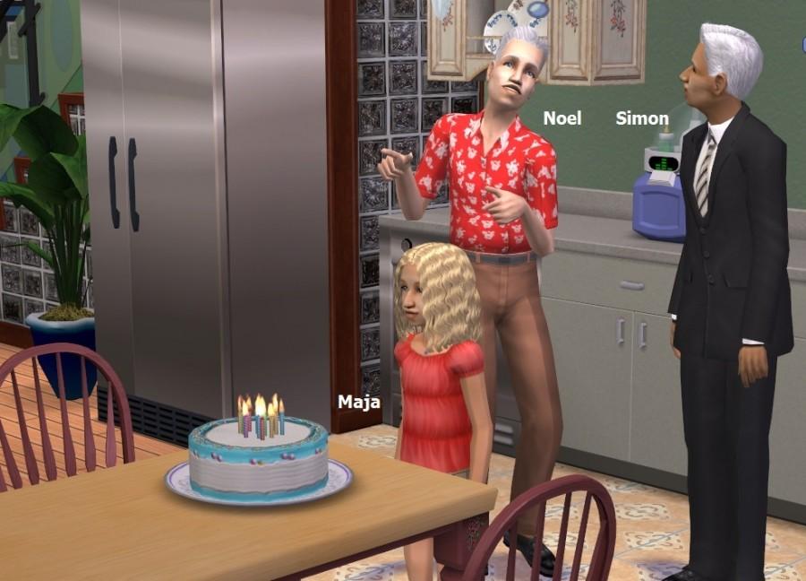 7160 Maja birthday