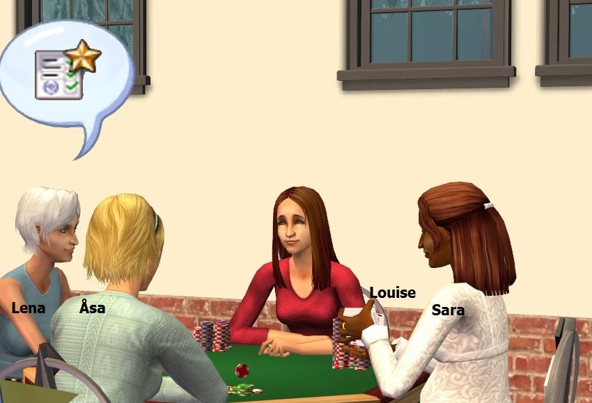 7286 Poker