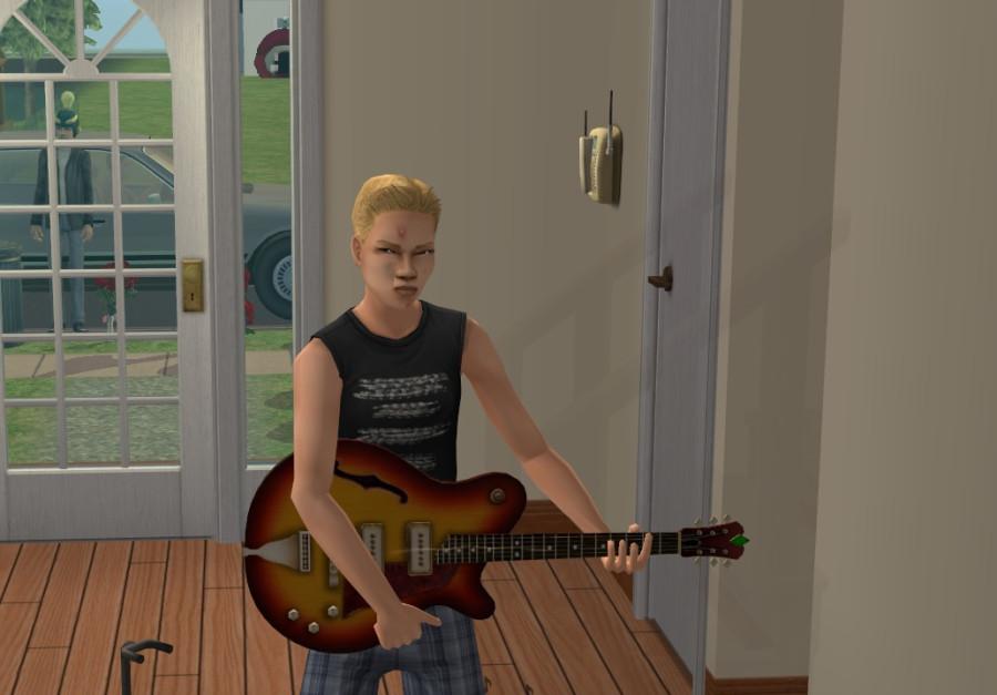 7450 Guitar