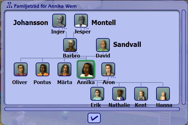 7571 Annika tree