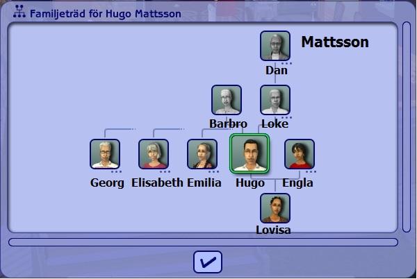 7588 Hugo tree