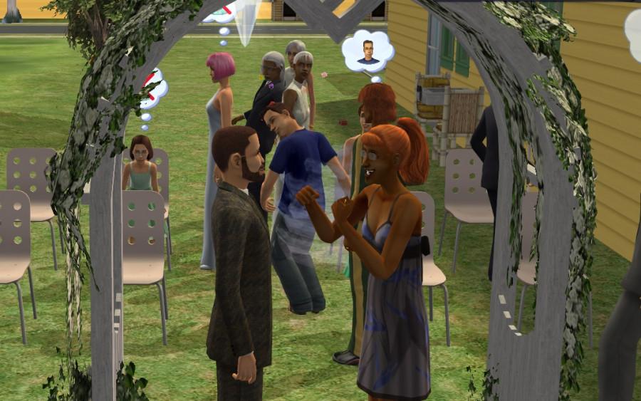 7643 Wedding