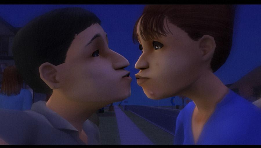 7758 Kiss