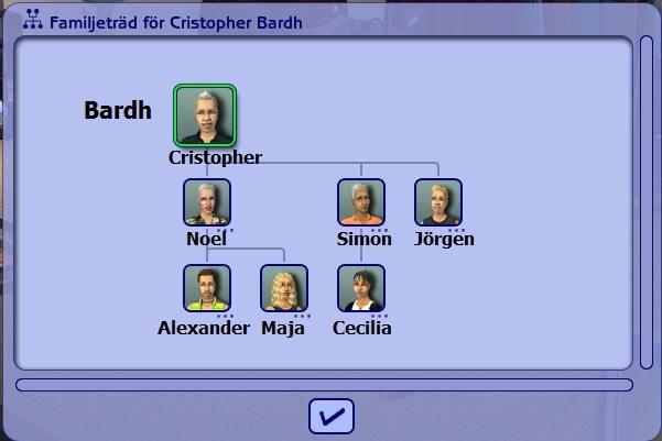 7865 Cristopher tree