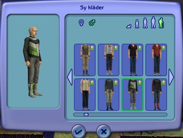 7955 Clothes