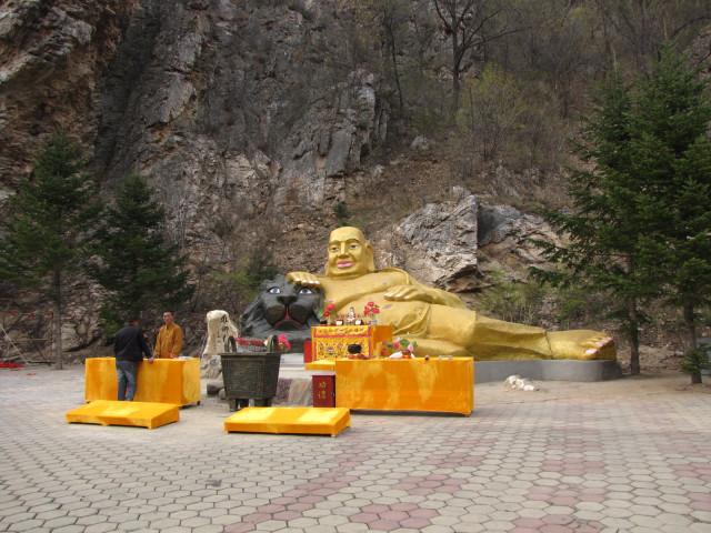 буддийсике монахи