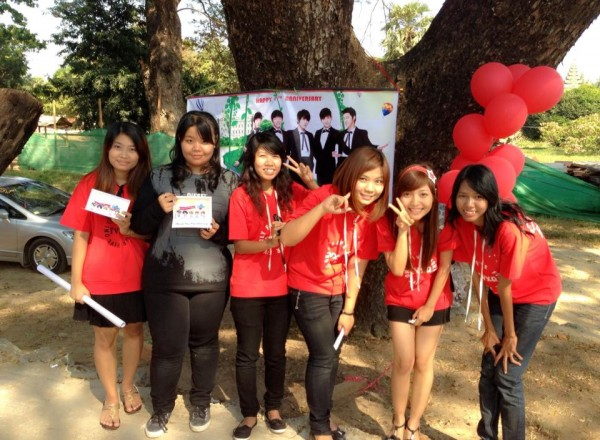TVXQ 9th Anniversary and 3rd Myanmar Fans Gathering5
