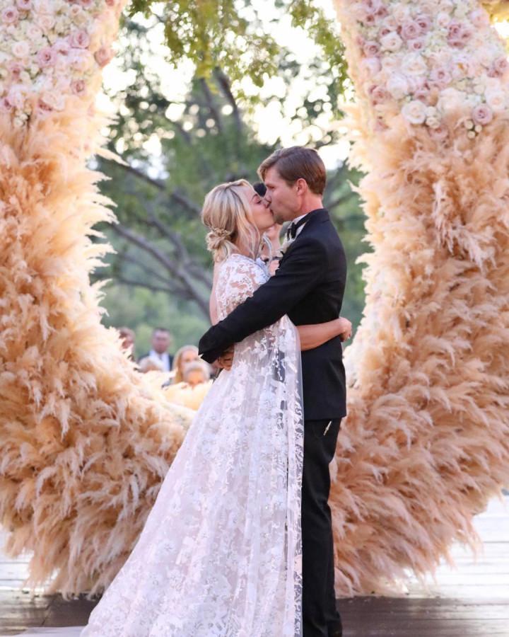 Кейли Куоко вышла замуж
