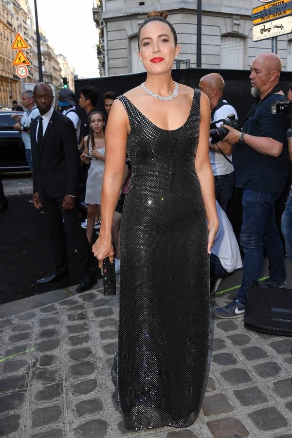 Звезды на ужине Vogue Foundation в Париже