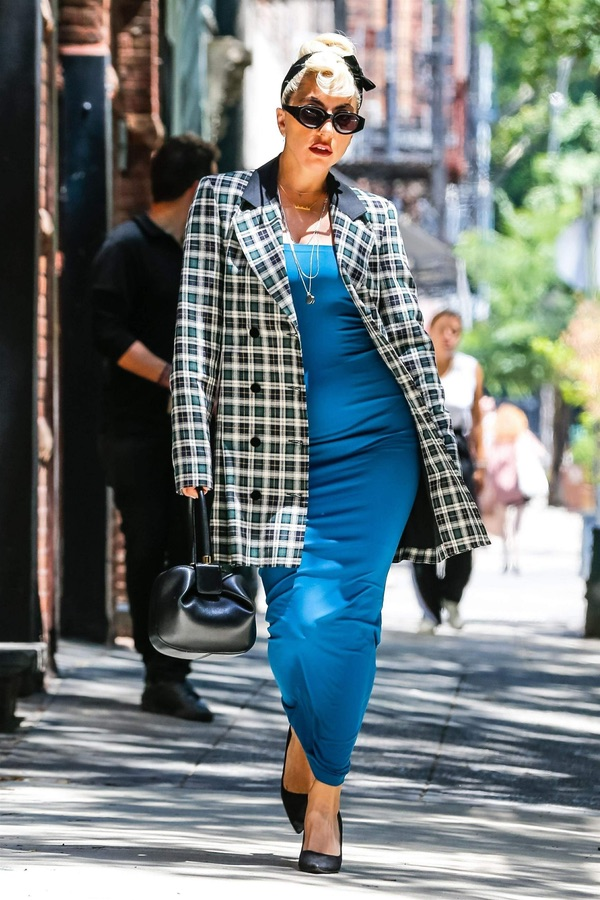 Уличный стиль Леди Гаги lady gaga