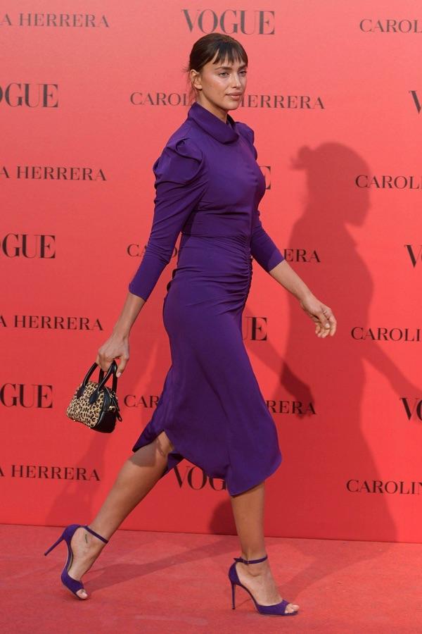 Звезды на юбилее журнала Vogue Spain