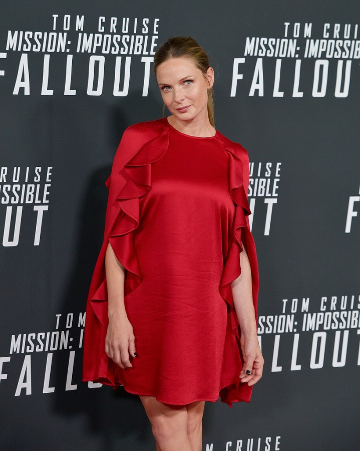 """The premiere of the film """"Mission Impossible: Aftermath"""" in Washington"""