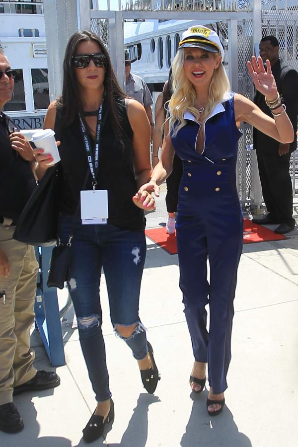 Тара Рид на Comic-Con