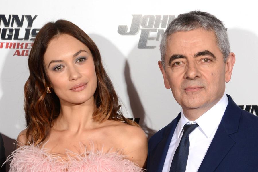 Премьера фильма «Агент Джонни Инглиш 3.0» в Лондоне rowan atkinson
