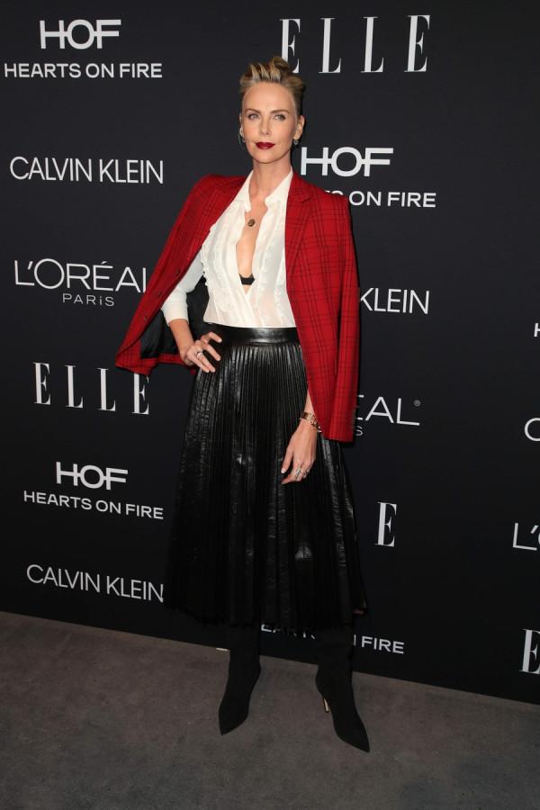 2018 Elle Women in Hollywood