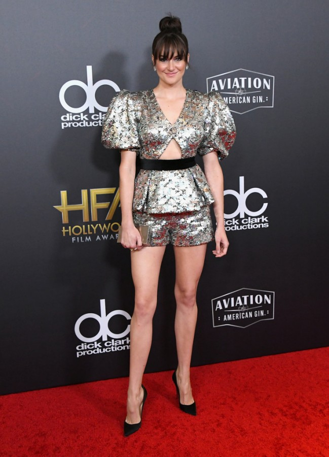 2018 Hollywood Film Awards shailene woodley
